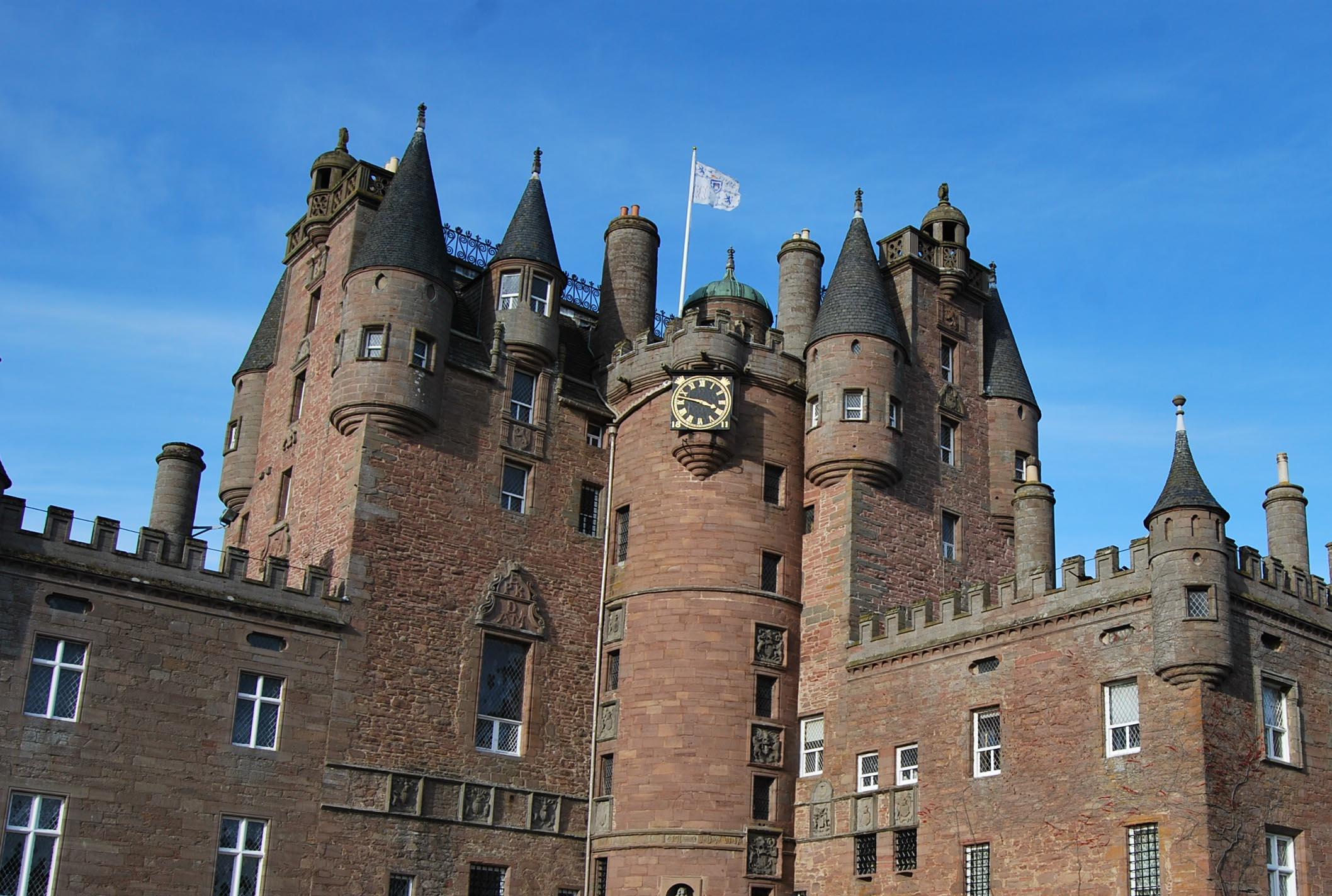 Scotland - Escocia - Glamis