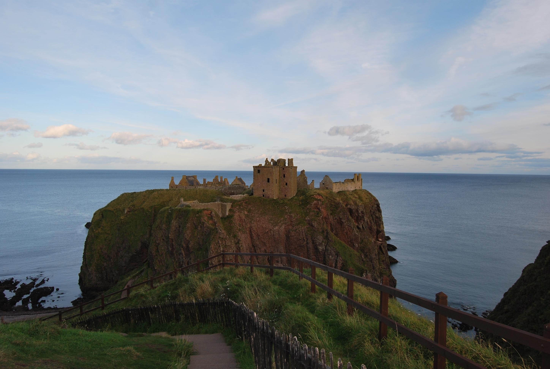 Scotland - Escocia - Dunnottar1