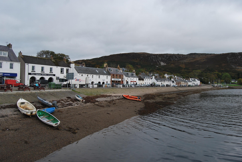 diario de viaje a escocia