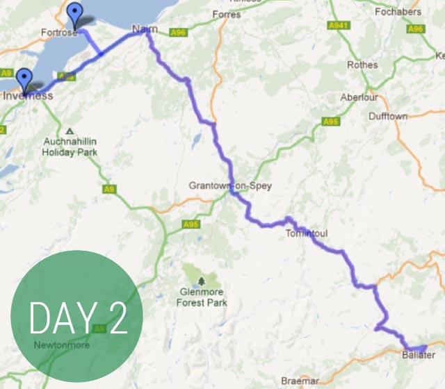 Day 2 Scotland-Escocia