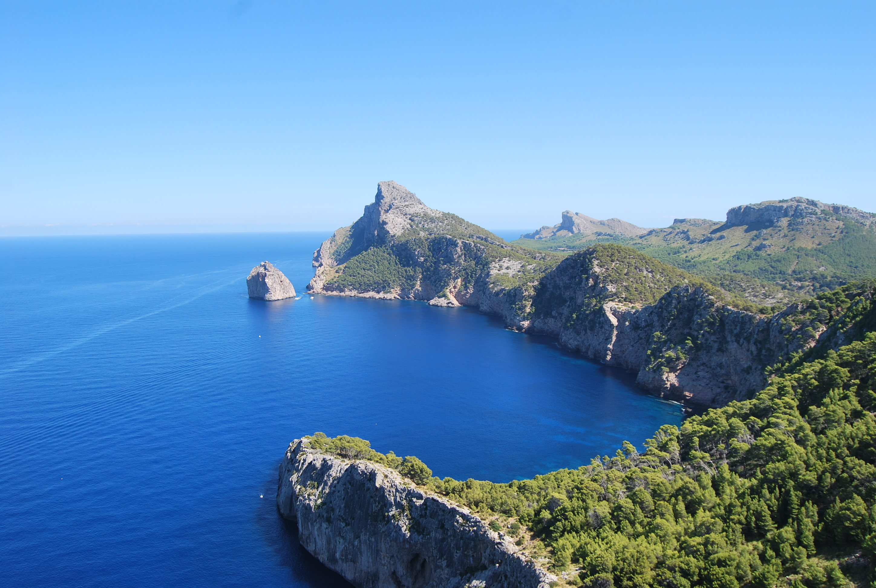 Formentor Mallorca The Wandering S