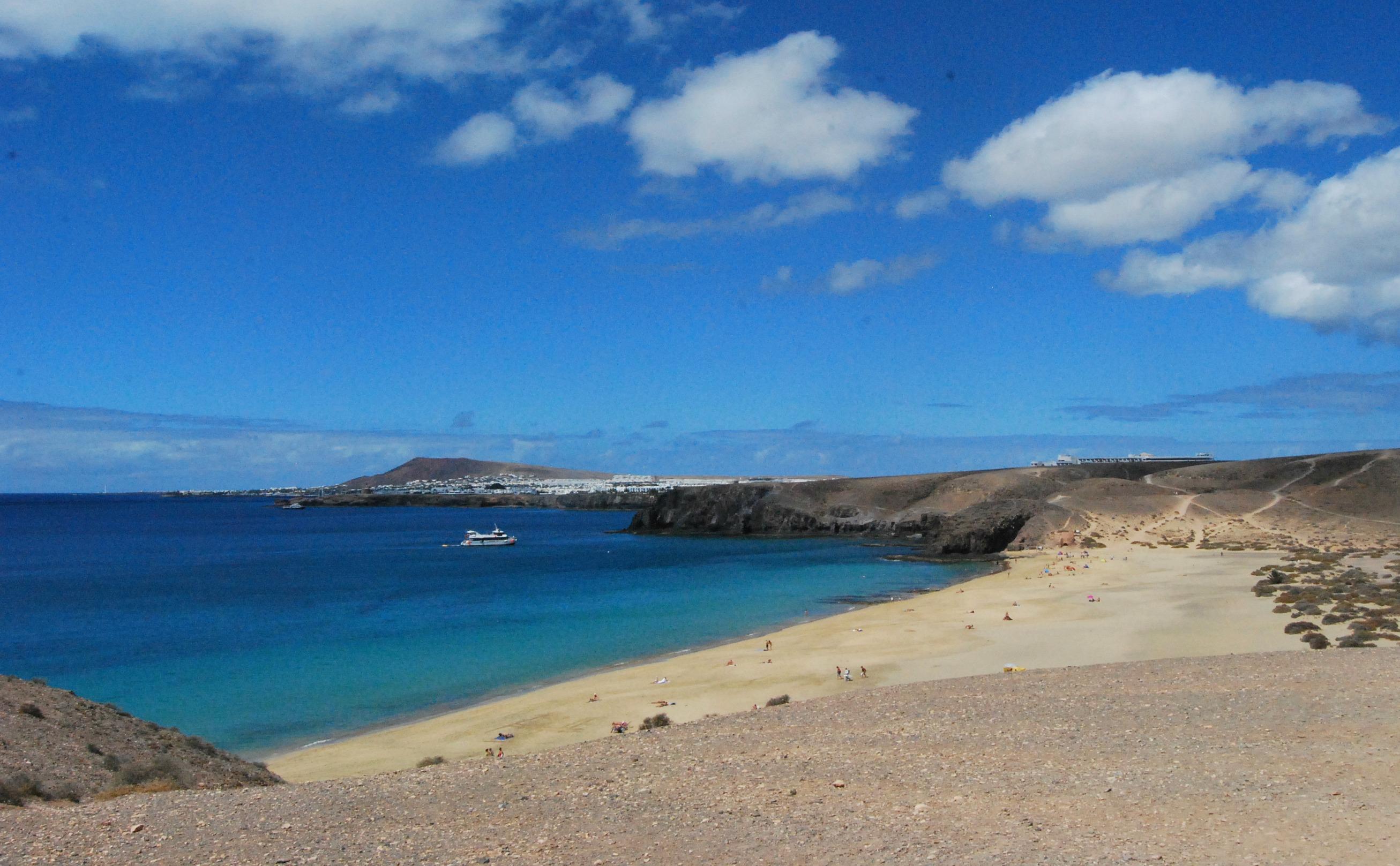 mejores playas Lanzarote