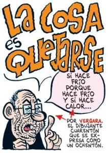 Bernardo Vergara - La cosa es quejarse